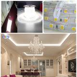indicatore luminoso variopinto della corda della striscia del PVC LED di 110V 220V