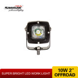 2.3''10 Watt Nouveau Design Truck LED Work Light