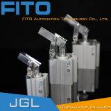 Jgl 25の拍手の構造が付いているコンパクトな空気シリンダー