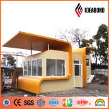 Ideabond Pre-Coated алюминиевая плита сделанная в Китае (AF-360)