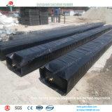 Sacchi ad aria gonfiabili di gomma di Zaoqiang Dacheng per la costruzione del calcestruzzo del ponticello della strada
