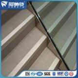 L forme anodisent la bande antidérapage de profil en aluminium pour le flair d'escalier