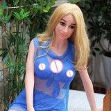 Doll van het Geslacht van het Silicone van de Vrouwen van de Ezel van 170cm Groot Gezond voor Mannen