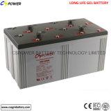 батарея цикла 2V 800ah глубоким загерметизированная гелем свинцовокислотная