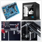 200X200X200mm 공장에서 건축 0.1mm 높은 정밀도 탁상용 Fdm 3D 인쇄 기계
