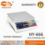 Échelle électronique Hy-610b de plateforme informatique des prix de 2017 Digitals