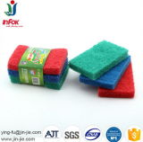 скруббер цвета смешивания продуктов чистки домочадца толщины 2cm истирательный