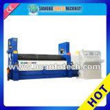 Machine à cintrer de plaque de 3 rouleaux, machine à cintrer de roulis de 4 Rolls