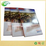 Kunstdruckpapier-Buch-Drucken mit farbenreichem (CKT-BK-552)