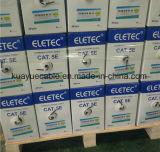 Gestion de réseau de Lancable d'Ethernet de Cat5e/câble d'ordinateur de câble du câble UTP de transmission réseau de câble