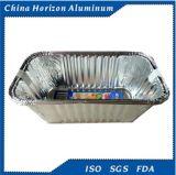 Container de van uitstekende kwaliteit van de Aluminiumfolie voor Baksel