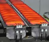Ремонт выстилки асфальта горелки подогревателя асфальта быстрого топления ультракрасный