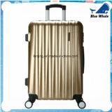 Багаж чемодана Whosale ABS+PC с 360 поворачивая колесами