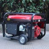Kupferner Draht-luftgekühltes Schlüsselanfangsbeweglicher Benzin Wechselstromgenerator des Bison-(China) BS2500 (H) 2kw 2kv
