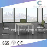 Heiße verkaufenmetallbein-Büro-Melamin-Sitzungs-Schreibtisch-Möbel