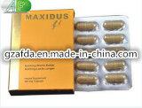 Pillola del sesso dell'erba di Maxidus per gli uomini
