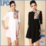 Personalizar o vestido do algodão e para a roupa da forma das mulheres em China