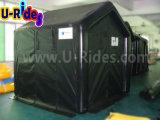 Intelligentes aufblasbares Auto-Zelt für im Freienreklameanzeige