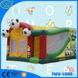 Castelo inflável colorido da venda quente