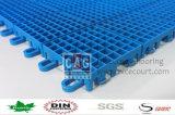 Superficie profesional de los campos de tenis/superficie fácil del suelo de los campos de tenis de la disposición
