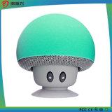 Altofalante portátil de Bluetooth da forma do cogumelo