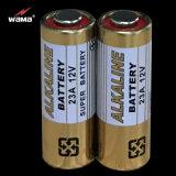 Батарея A23 23A 12V алкалическая для сигналов тревоги автомобиля дистанционного управления