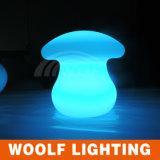 LEDの落ちるきのこライトを変更するカラー