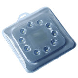 10のLEDの磁石の防水キャンプのランタンの非常灯ファイル袋ライト