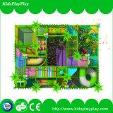 Wenzhouの子供のプラスチックゲームのジャングルの主題の屋内運動場