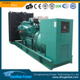 電気Mtuエンジン1440kw 1800kVA力のディーゼル発電機セット12V4000g63