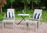 特別提供のHDPE Personal Adjustable Table 浜白い庭