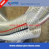 Fil industriel PVC Acier renforcé / Tuyau de décharge