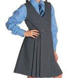 Vestito su ordinazione dall'uniforme scolastico di nuovo disegno
