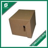 Коробка хранения гофрированной бумага 5 слоев складная большая