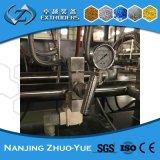 Fabrication en plastique jumelle de machine de granulatoire de boudineuse à vis de Zte
