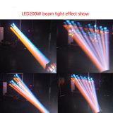 LED150W Träger-bewegliches Hauptstadiums-Licht2 Gobo-Radund 2 Prisma-RadGuangzhounightjar-Licht
