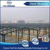 Alloggiamento prefabbricato di costruzione della struttura d'acciaio