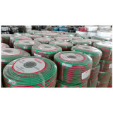 En559/ISO3821 ha certificato 5/16 '' di tubo flessibile gemellare della saldatura per la saldatura ad arco di argon