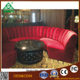 Mobiliário de sala de estar Sofá secional de estilo europeu