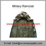反射レインコート機密保護のレインコート軍のレインコート軍隊のレインコート義務のレインコート警察のレインコート