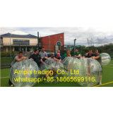 Precios de parachoques de la bola del vientre inflable al aire libre de la campaña