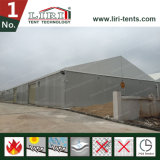 Tente extérieure d'entrepôt de structure imperméable à l'eau de PVC pour la mémoire
