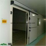 風変りなフックブロックの低温貯蔵部屋