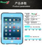Caisse/couverture imperméables à l'eau de tablette de PVC Ipx8 pour l'iPad mini 4