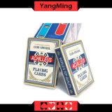 Cartes de jeu noires dédiées de tisonnier de papier de faisceau d'importation de la Corée/tisonnier de casino Ym-PC07
