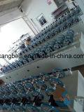 Staal Gemaakt Venster de Decoratieve Verpakkende Machine van de Houtbewerking