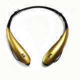 Auricular y auricular sin hilos con estilo Hbs800 del receptor de cabeza de la tirilla de la camisa de Bluetooth