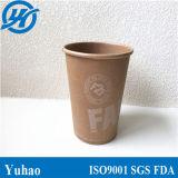 2016 bons copos de café de papel descartáveis de venda de Brown