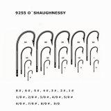Hameçon en acier à haut carbone personnalisé du cercle Pr-9255 O'shaughnessy