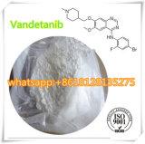 Intermediários farmacêuticos Vandetanib CAS 110958-19-5 para o tratamento contra o cancro